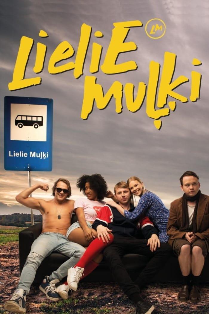 Lielie Muļķi TV Shows About Village
