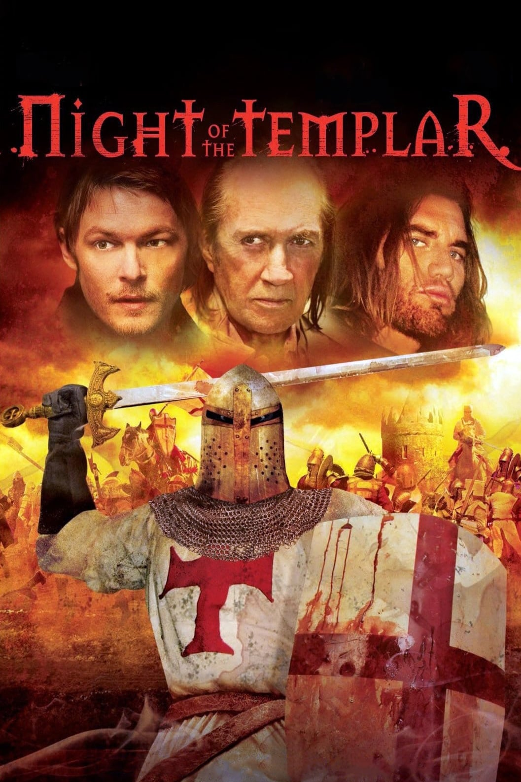 Night of the Templar (2012)