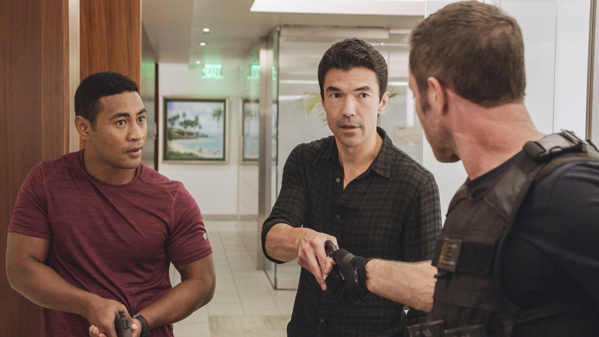 Hawaii Five-0 - Season 8 Episode 7 : Kau Ka 'Onohi Ali'i I Luna (The Royal Eyes Rest Above)
