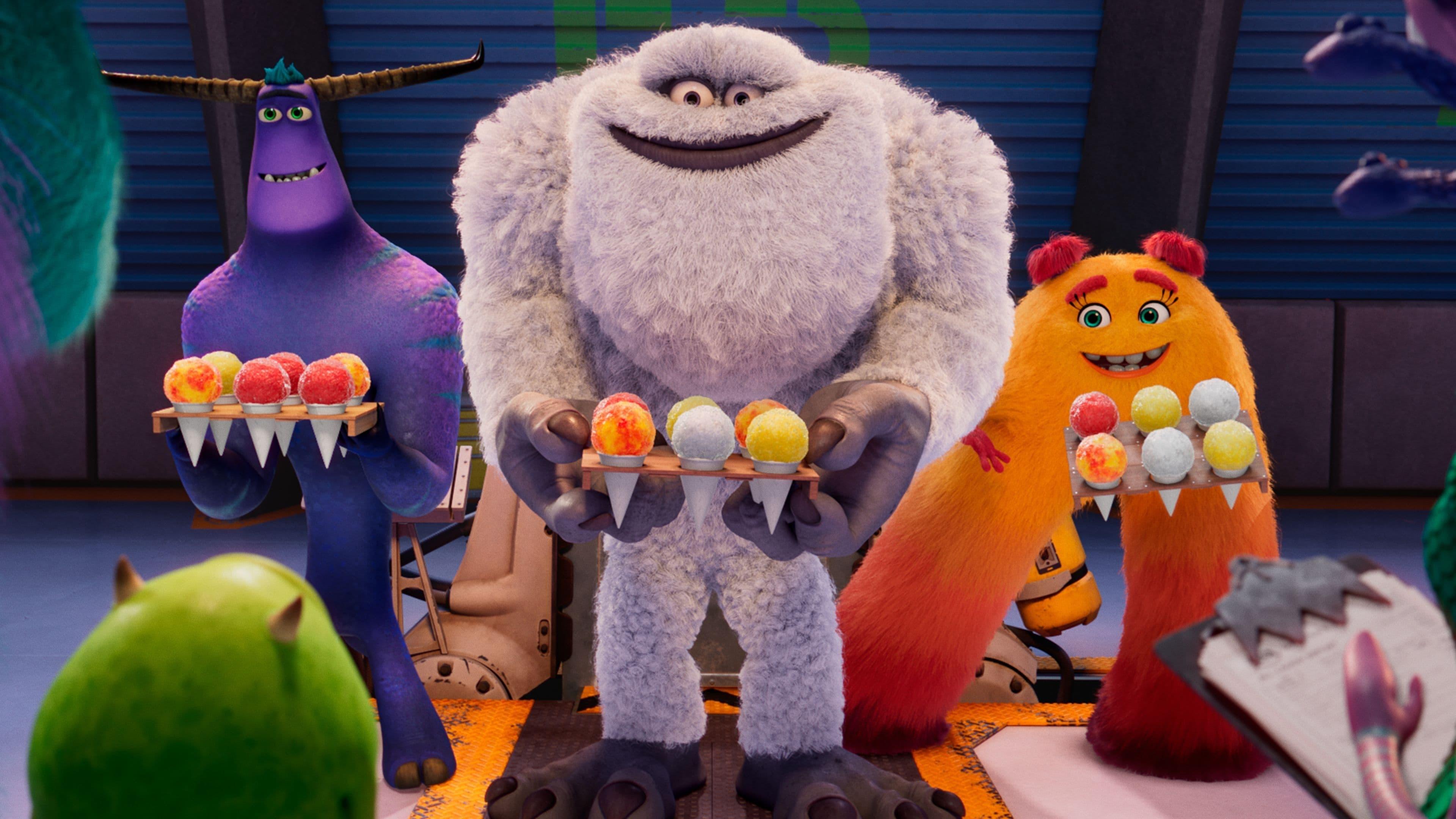 Monsters at Work Season 1 :Episode 7  Adorable Returns