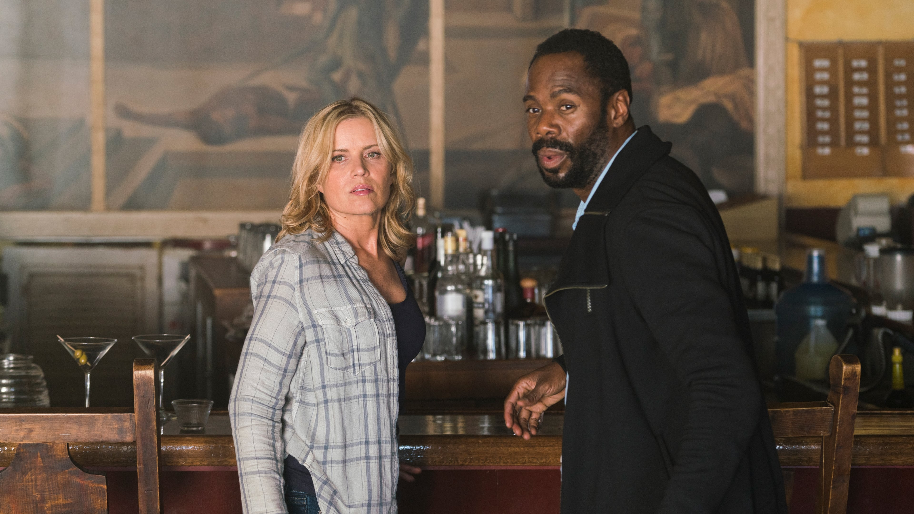 Fear the Walking Dead Season 2 :Episode 9  Los Muertos