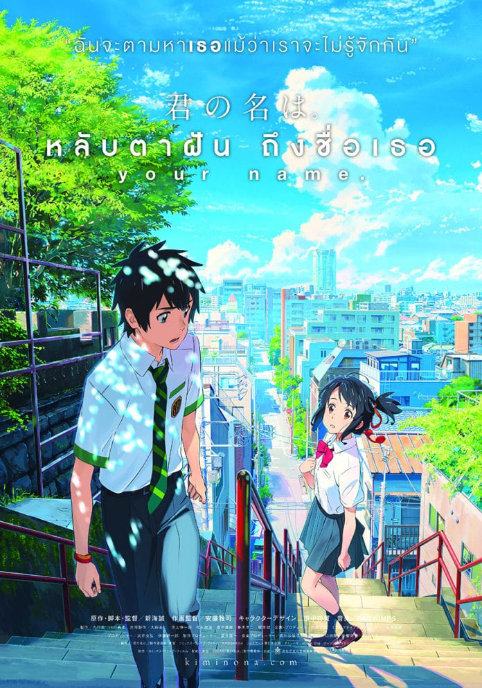 your name streaming