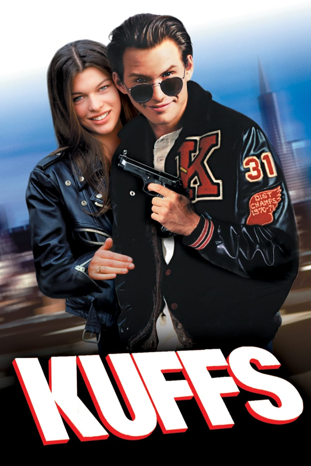 Kuffs (1992) - Posters... Milla Jovovich Movies And Tv Shows