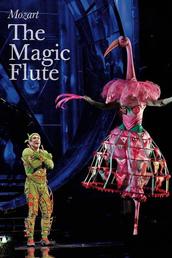 The Metropolitan Opera HD Live: The Magic Flute (2006)