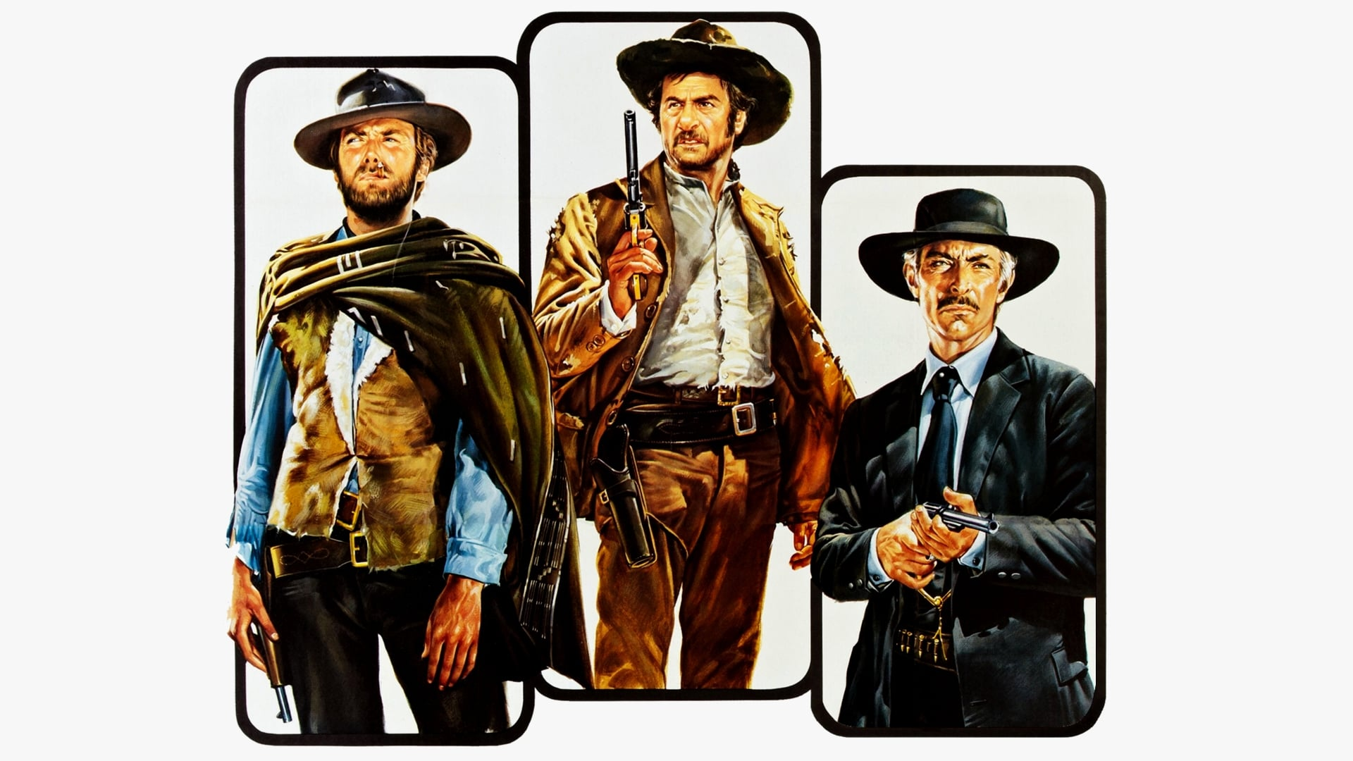 The Good, the Bad and the Ugly Trailer