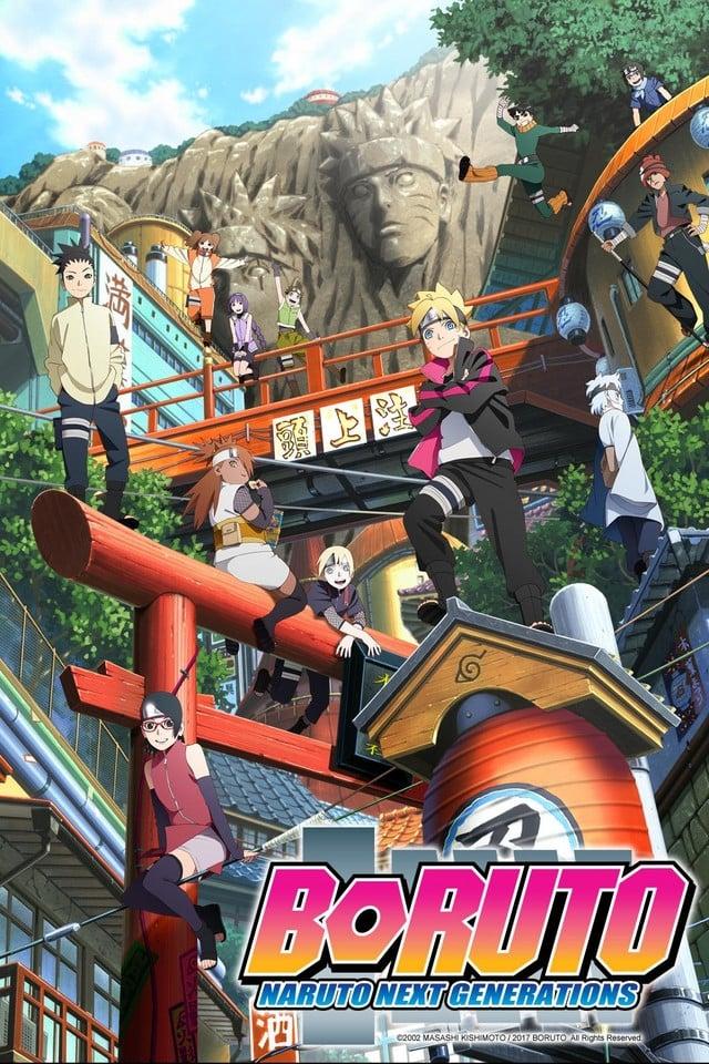 Nonton anime Boruto: Naruto Next Generations Sub Indo