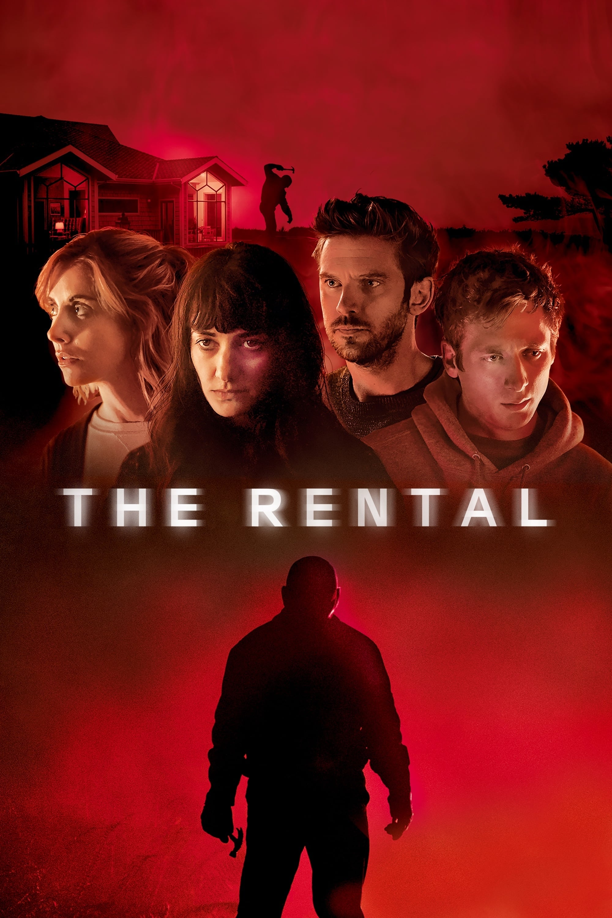 Poster and image movie The Rental