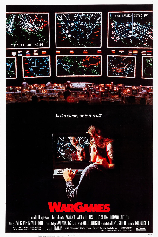 Wargames 1983 Posters Mdash The Movie Database Tmdb
