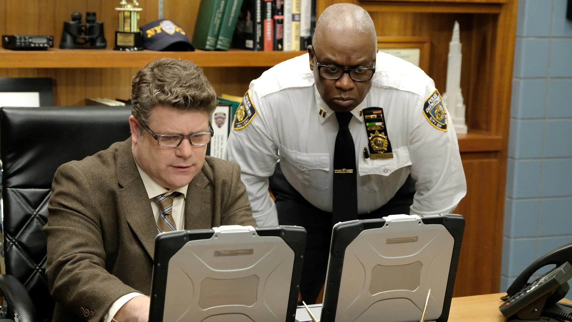 Brooklyn Nine-Nine Season 6 :Episode 14  Ticking Clocks