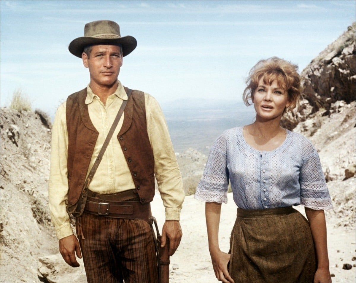 Image result for hombre paul newman movie