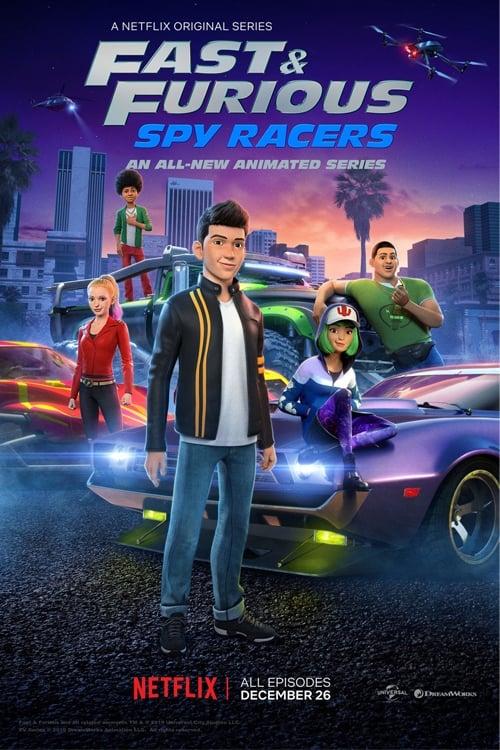 Fast & Furious Spy Racers Season 3