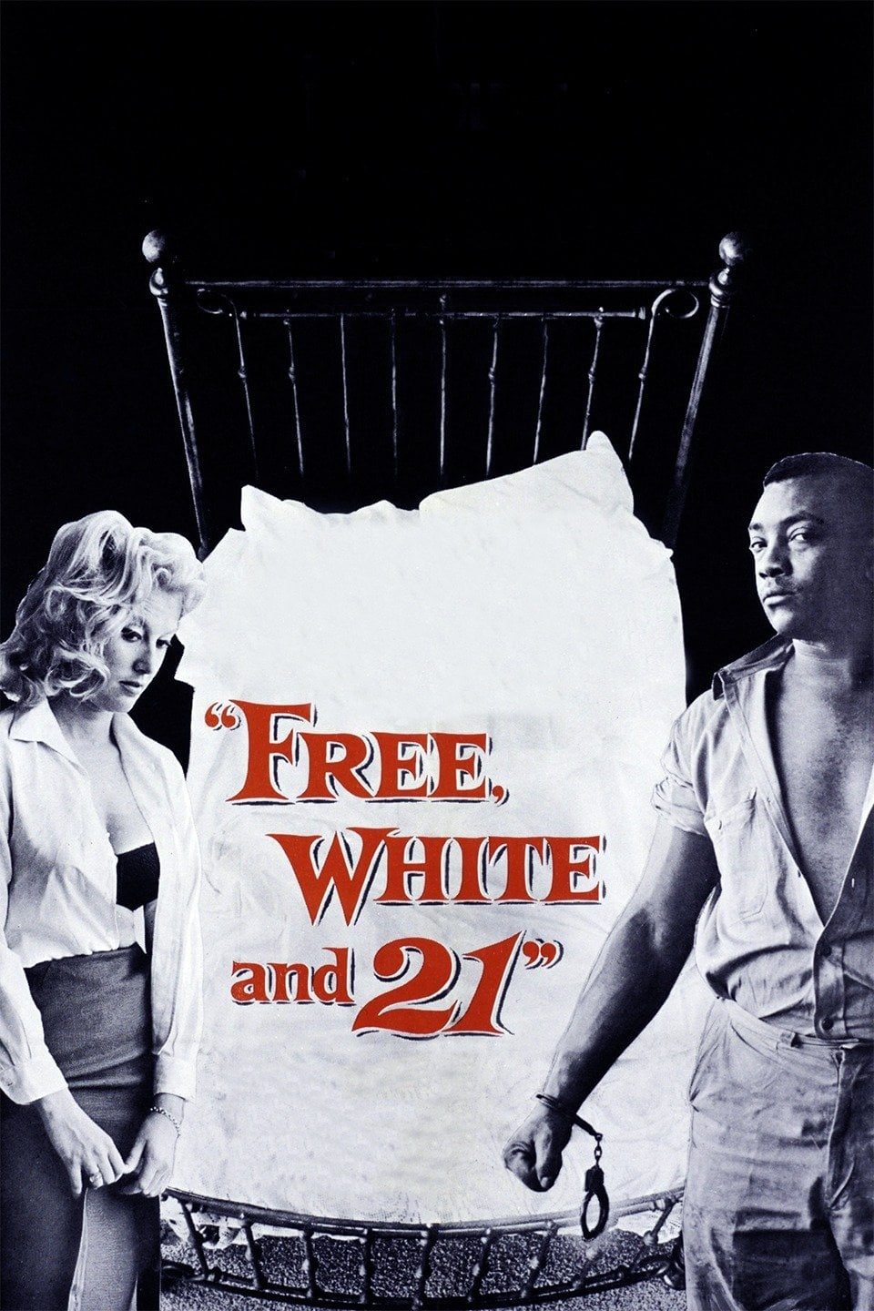 Free, White and 21 Trailer