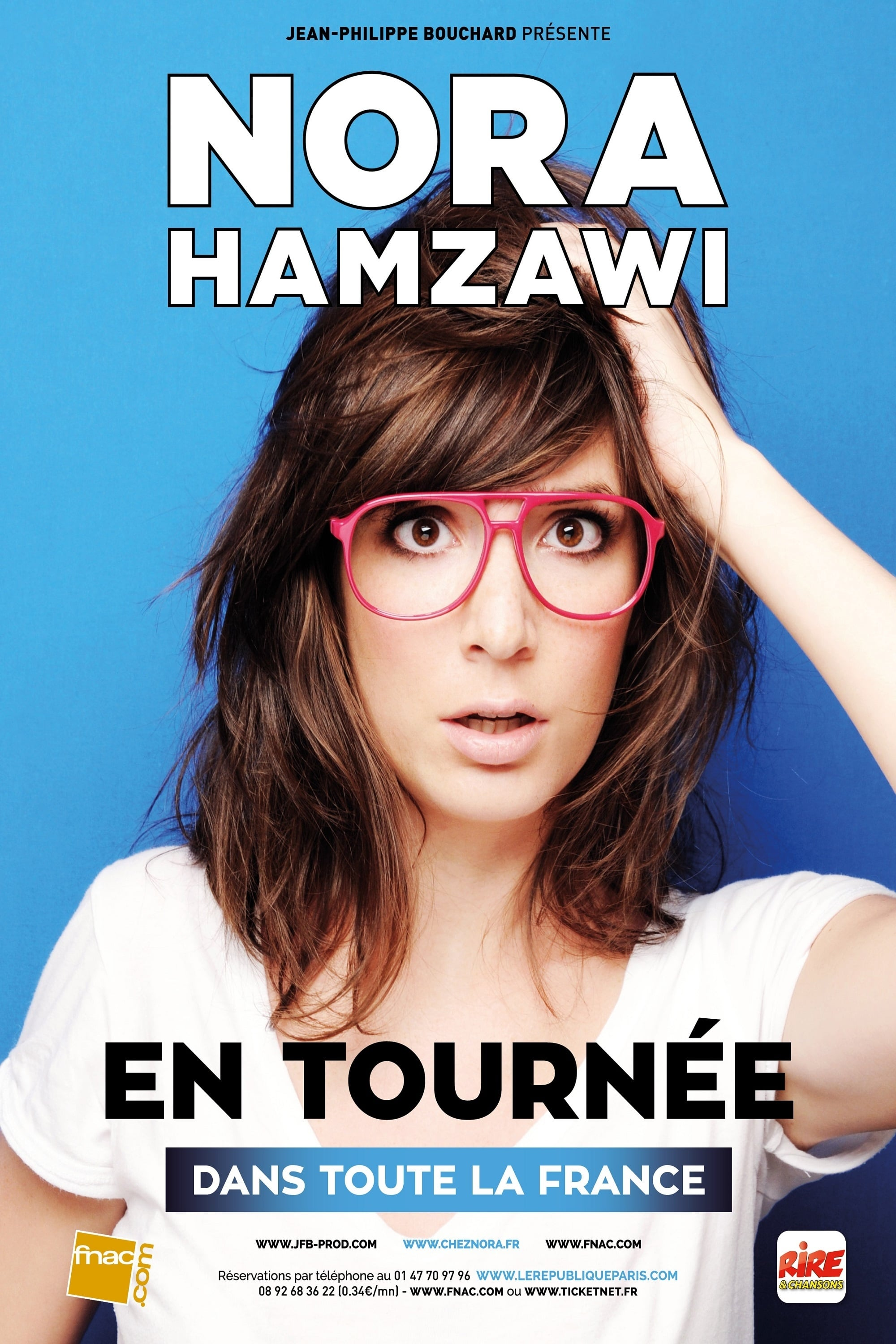 Ver Nora Hamzawi en direct du Casino de Paris Online HD Español ()