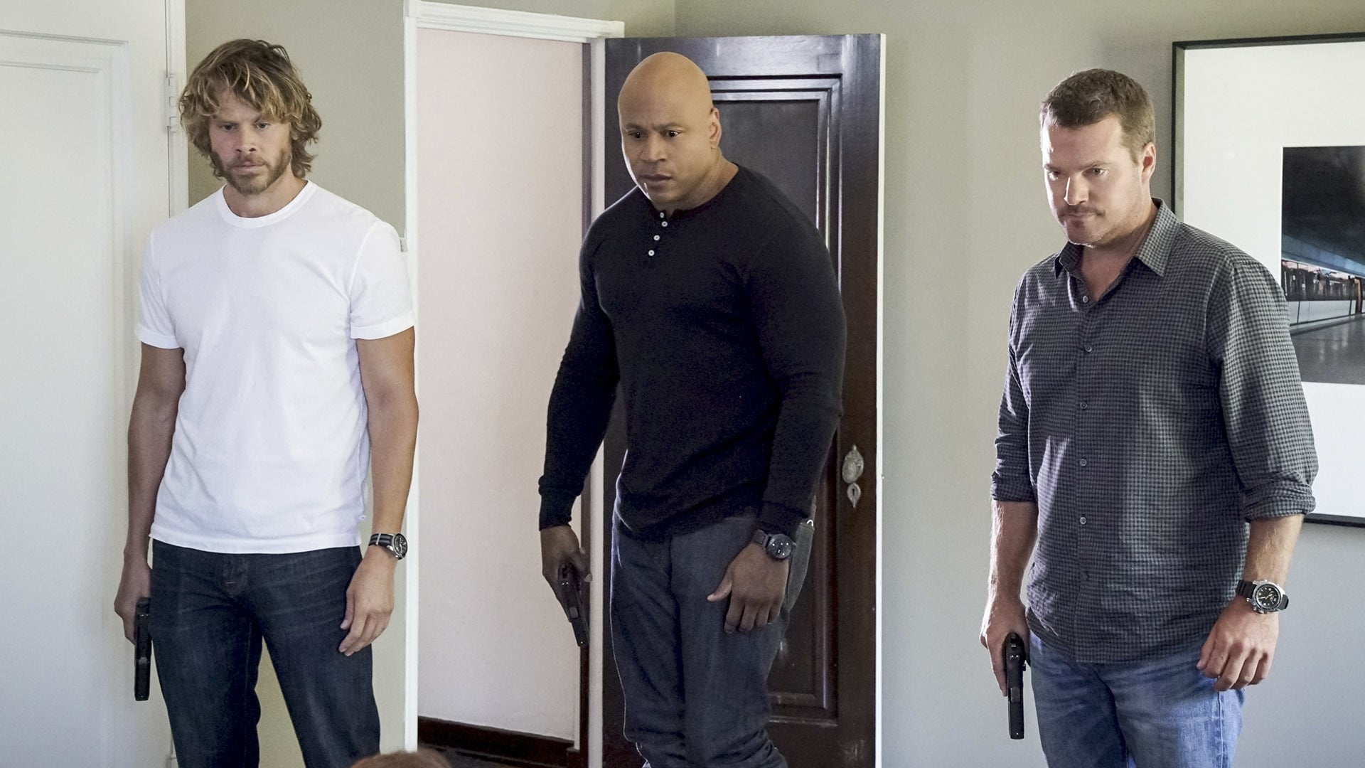 NCIS: Los Angeles Season 9 :Episode 3  Assets