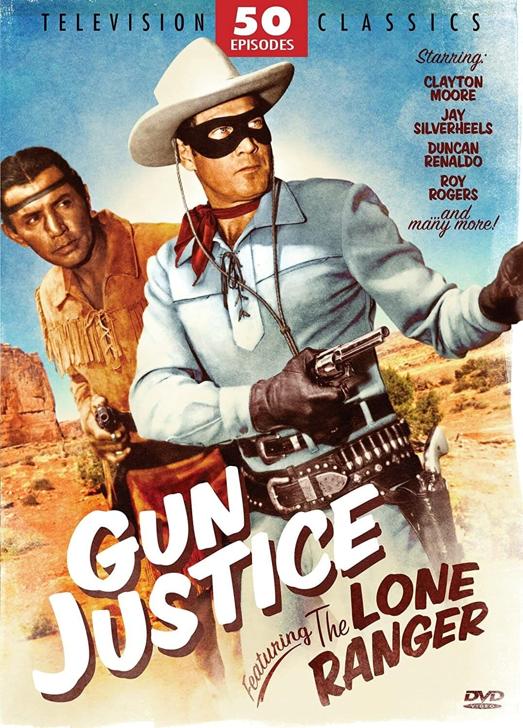 Gun Justice Featuring The Loan Ranger on FREECABLE TV