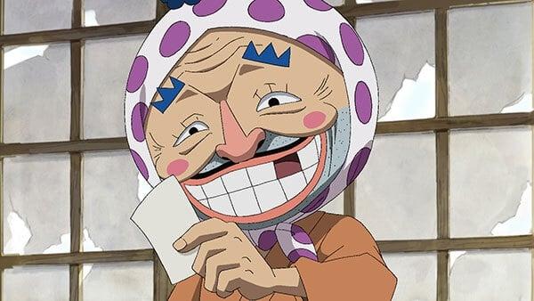 One Piece Season 21 :Episode 937  Tonoyasu! Ebisu Town's Most Loved!