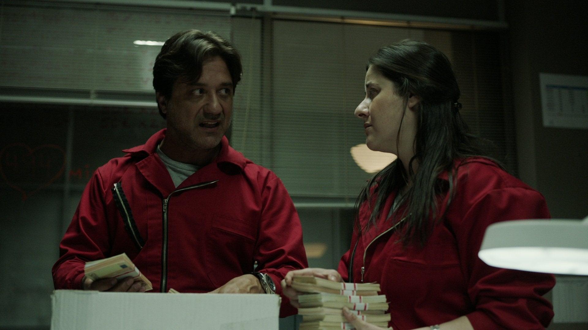 Money Heist Season 0 :Episode 16  Episode 3
