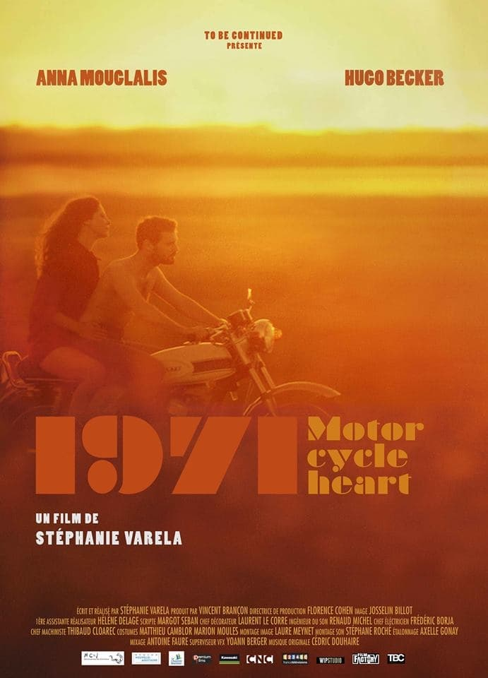 1971, Motorcycle Heart (2017)