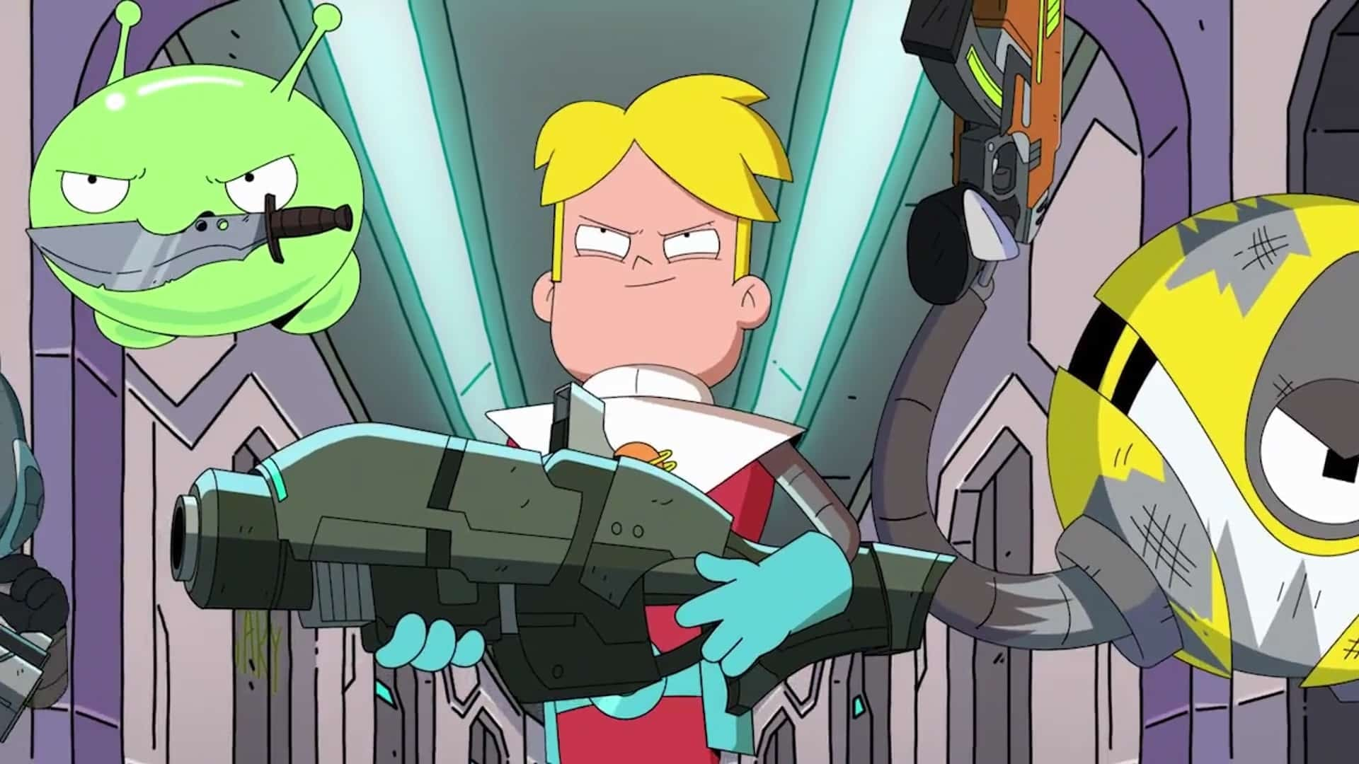 GoMovies - Watch Final Space Online Free Full TV Show