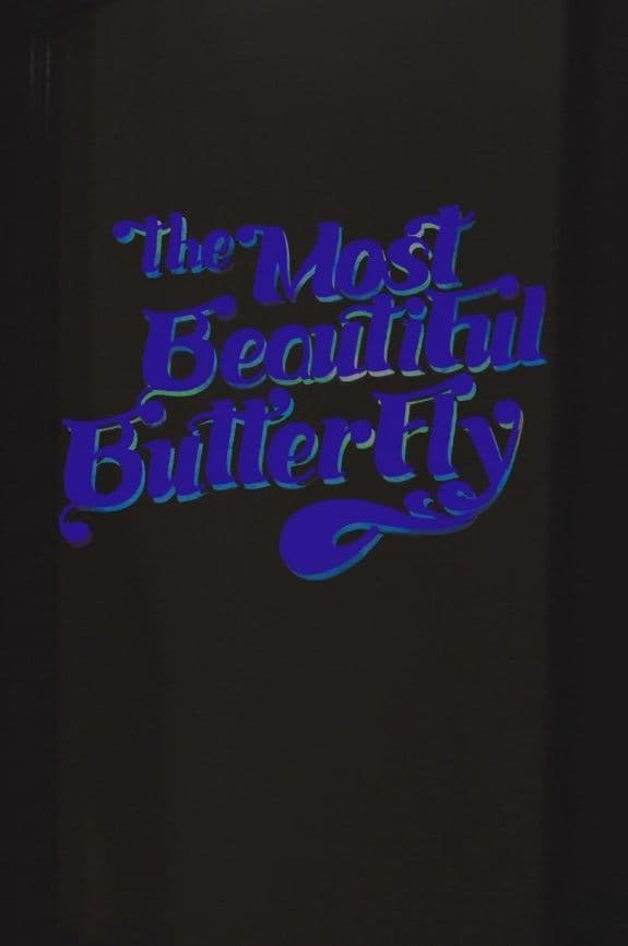 The Most Beautiful Butterfly (2017)