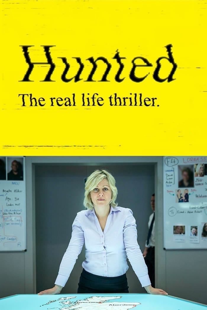 Hunted TV Shows About Experiment