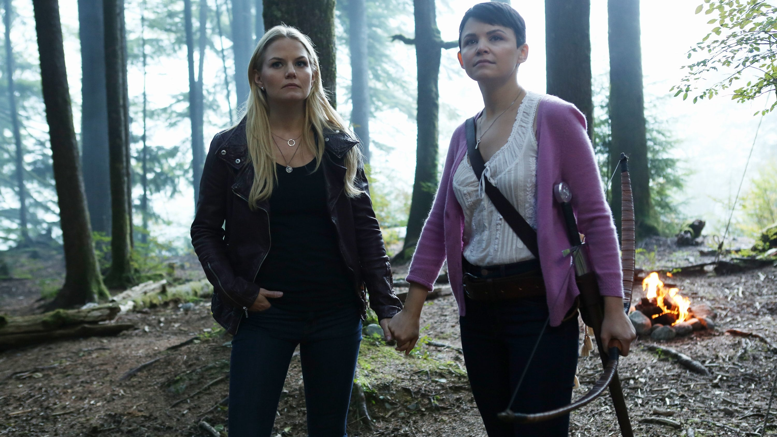 Once Upon a Time Season 2 :Episode 8  Into the Deep
