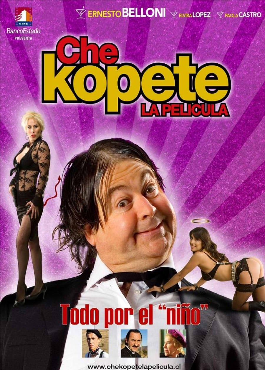 Ver Che Kopete: The Movie Online HD Español (2007)