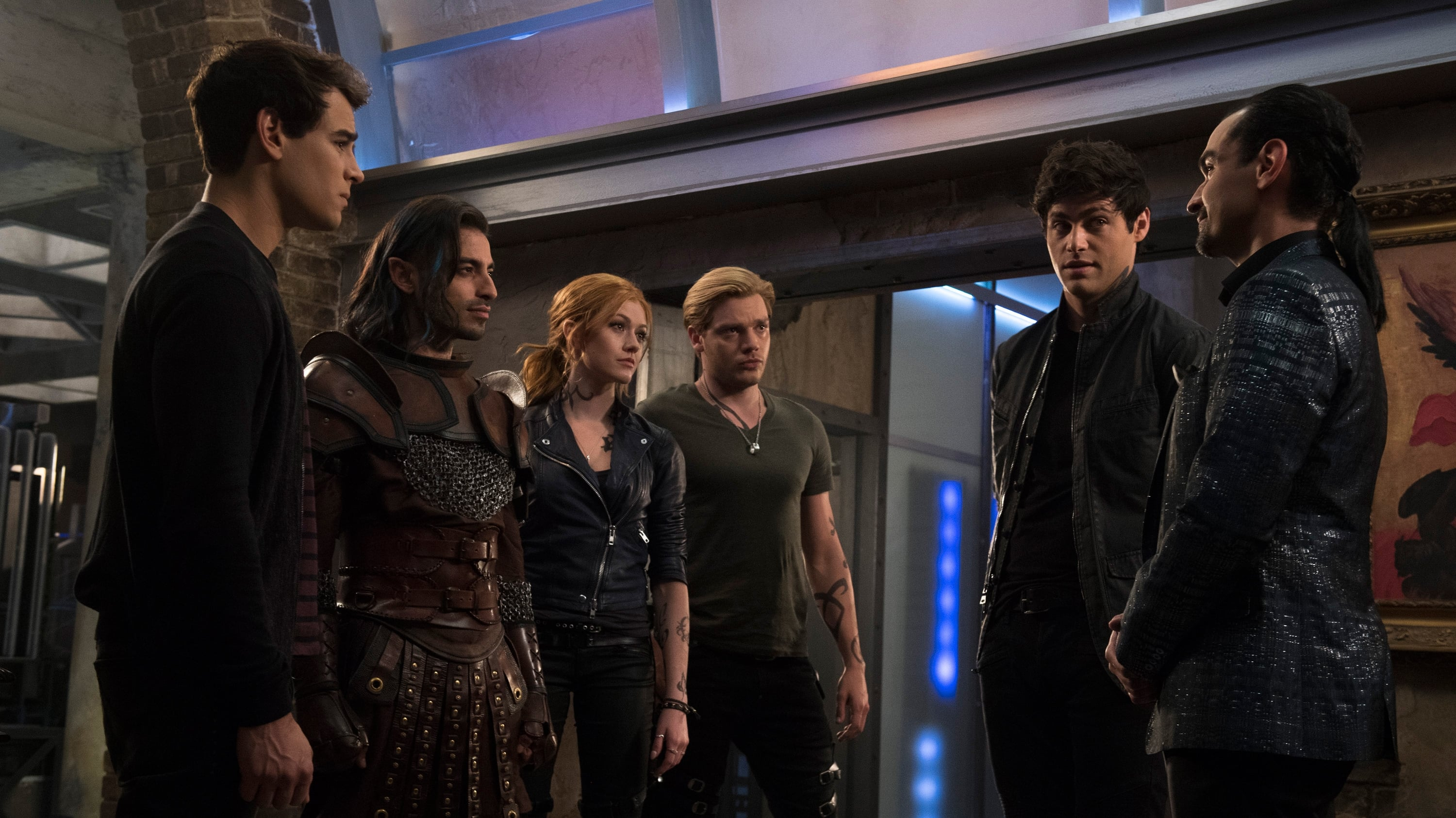 Shadowhunters Staffel 3 Trailer Deutsch