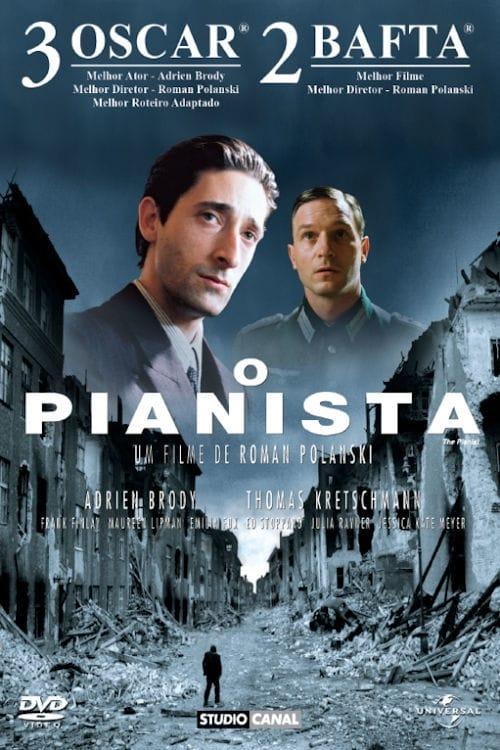 assistir filme o pianista