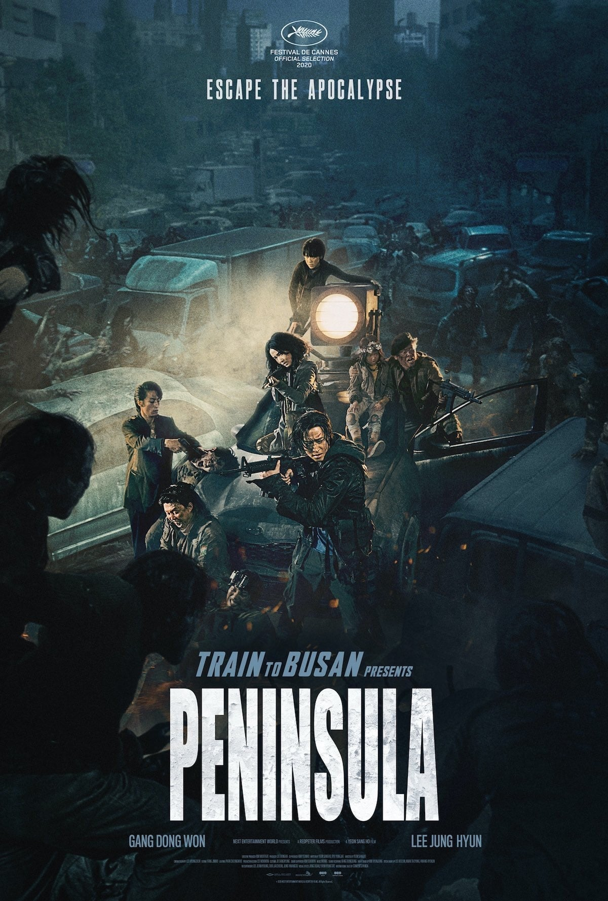 Train to Busan 2: Peninsula (2020)