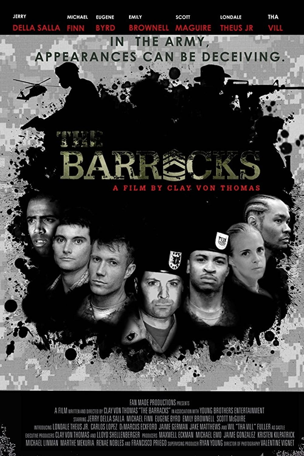 Ver The Barracks Online HD Español (2011)