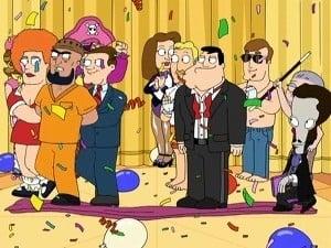 American Dad! Season 5 :Episode 7  Phantom of the Telethon