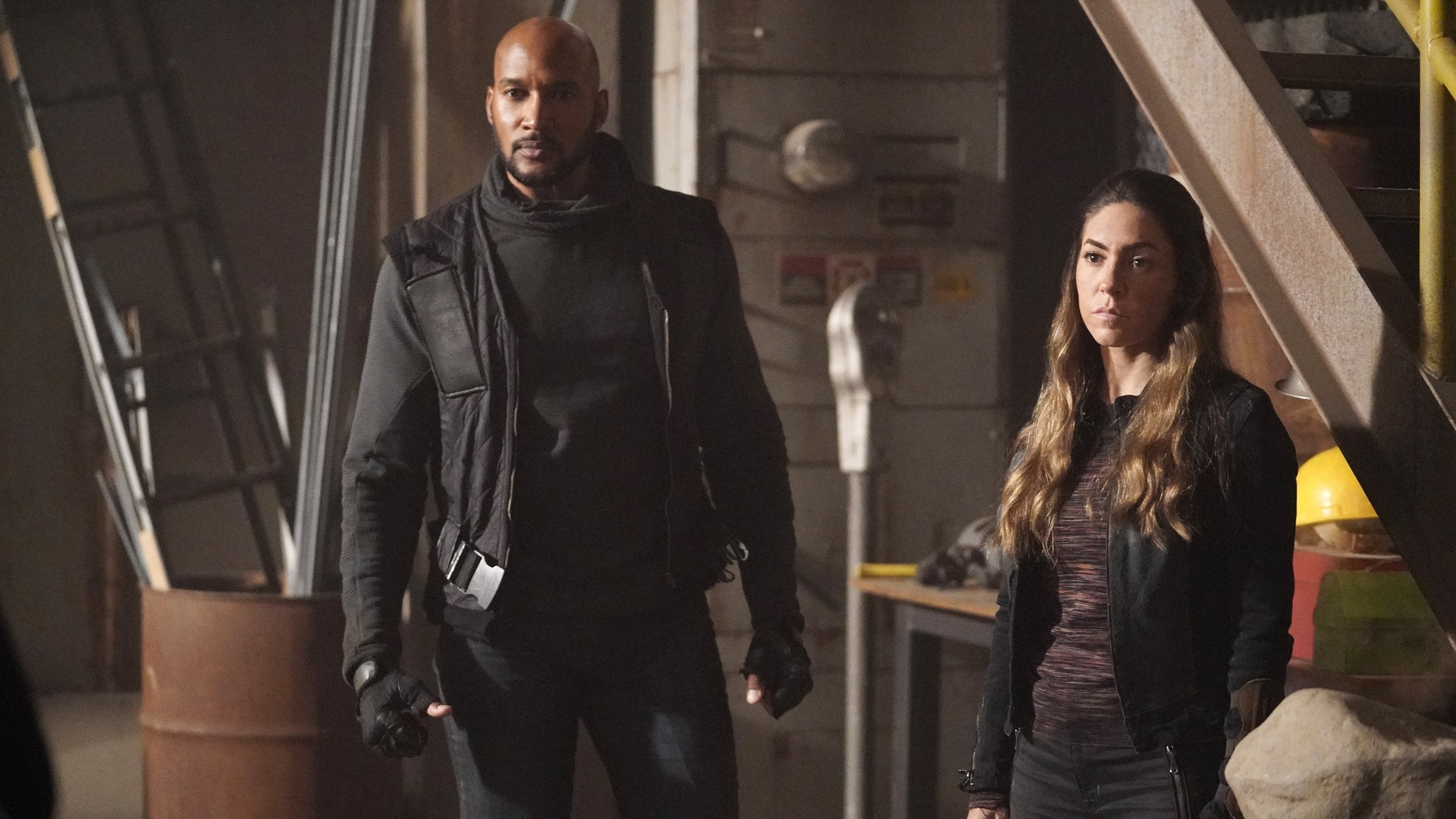 Marvel's Agents of S.H.I.E.L.D. Season 5 :Episode 7  Together or Not at All