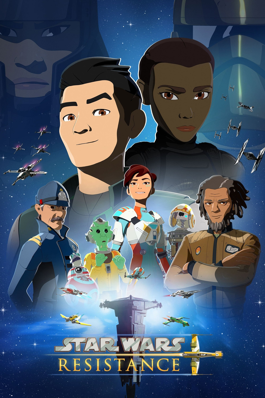 Star Wars Resistance (2018)