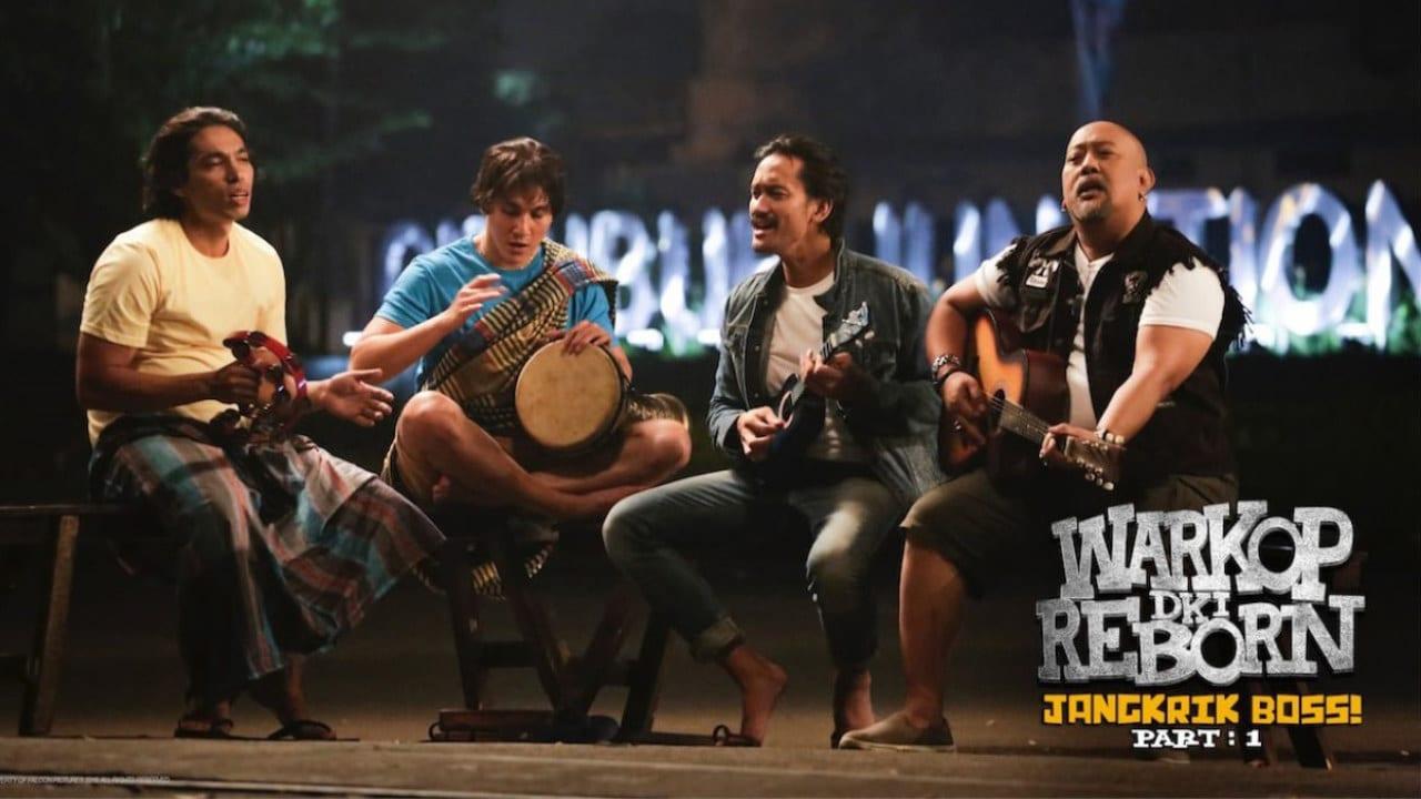 Watch Warkop DKI Reborn: Jangkrik Boss! Part 1 Movies ...
