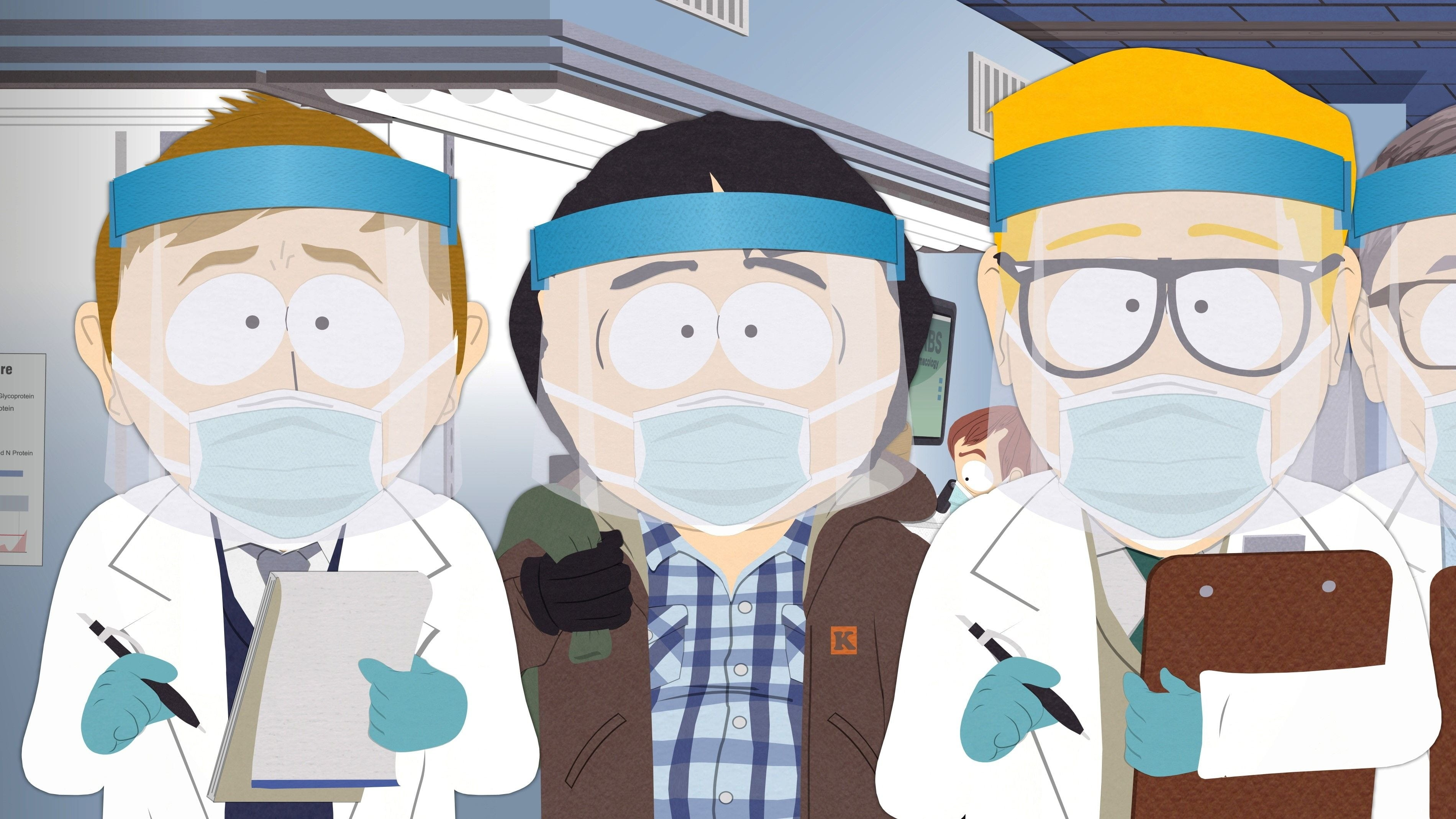 South Park Season 24 :Episode 1  The Pandemic Special