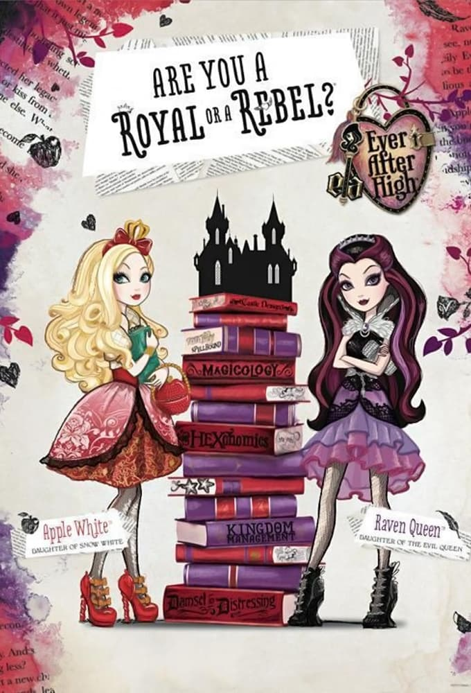 Ever After High TV Shows About Heroine