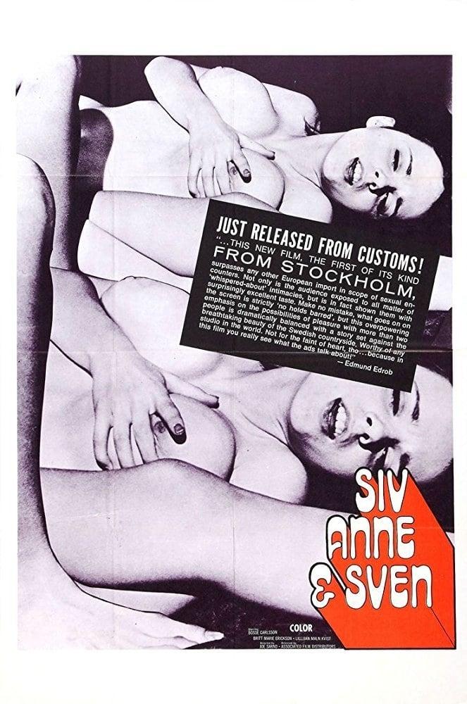 Ver Siv, Anne & Sven Online HD Español (1971)