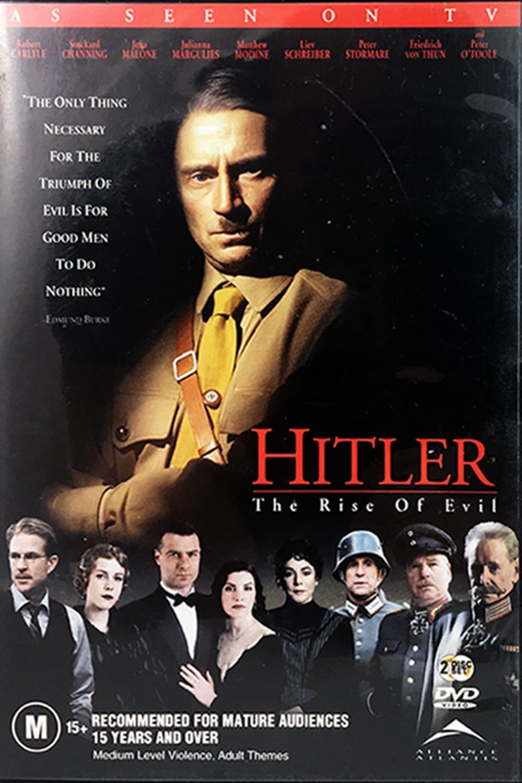 Phim Hitler: Ác Quỷ Nổi Dậy (2003) HD - Hitler: The Rise