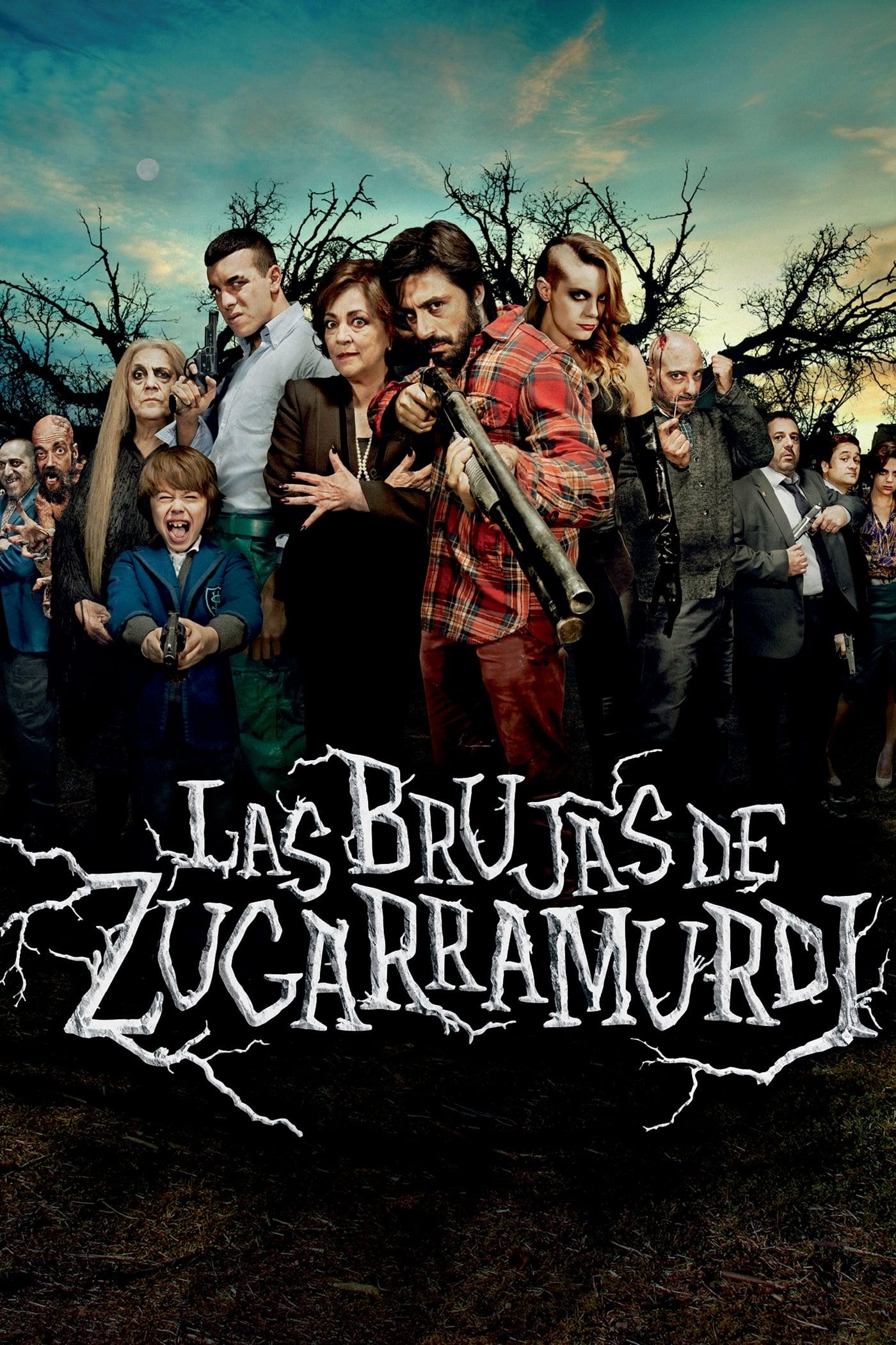 As Bruxas de Zugarramurdi Legendado