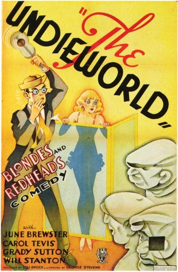 The Undie-World poster
