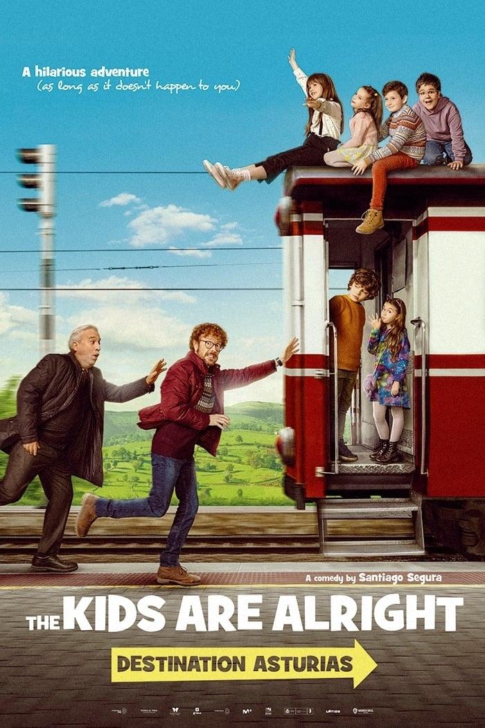 The Kids Are Alright: Destination Asturias (2021)