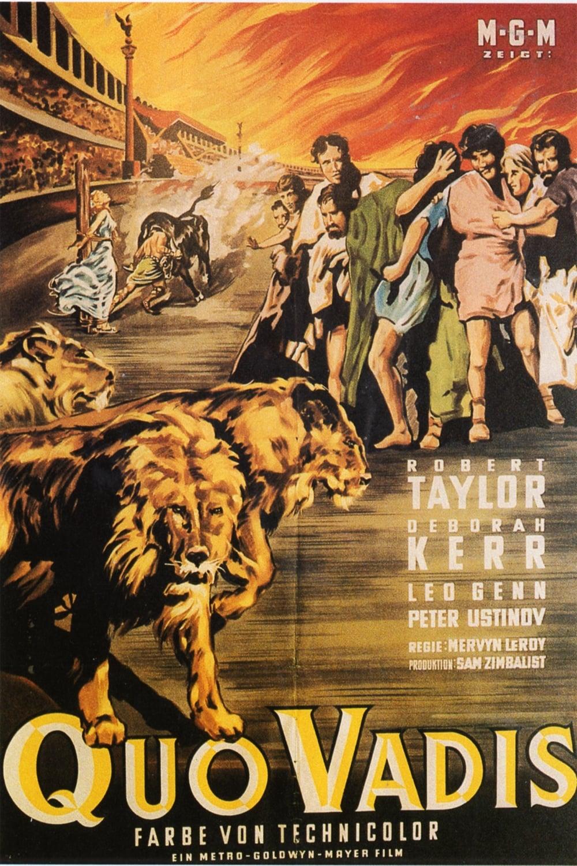 Quo Vadis 1951 Deutsch Ganzer Film