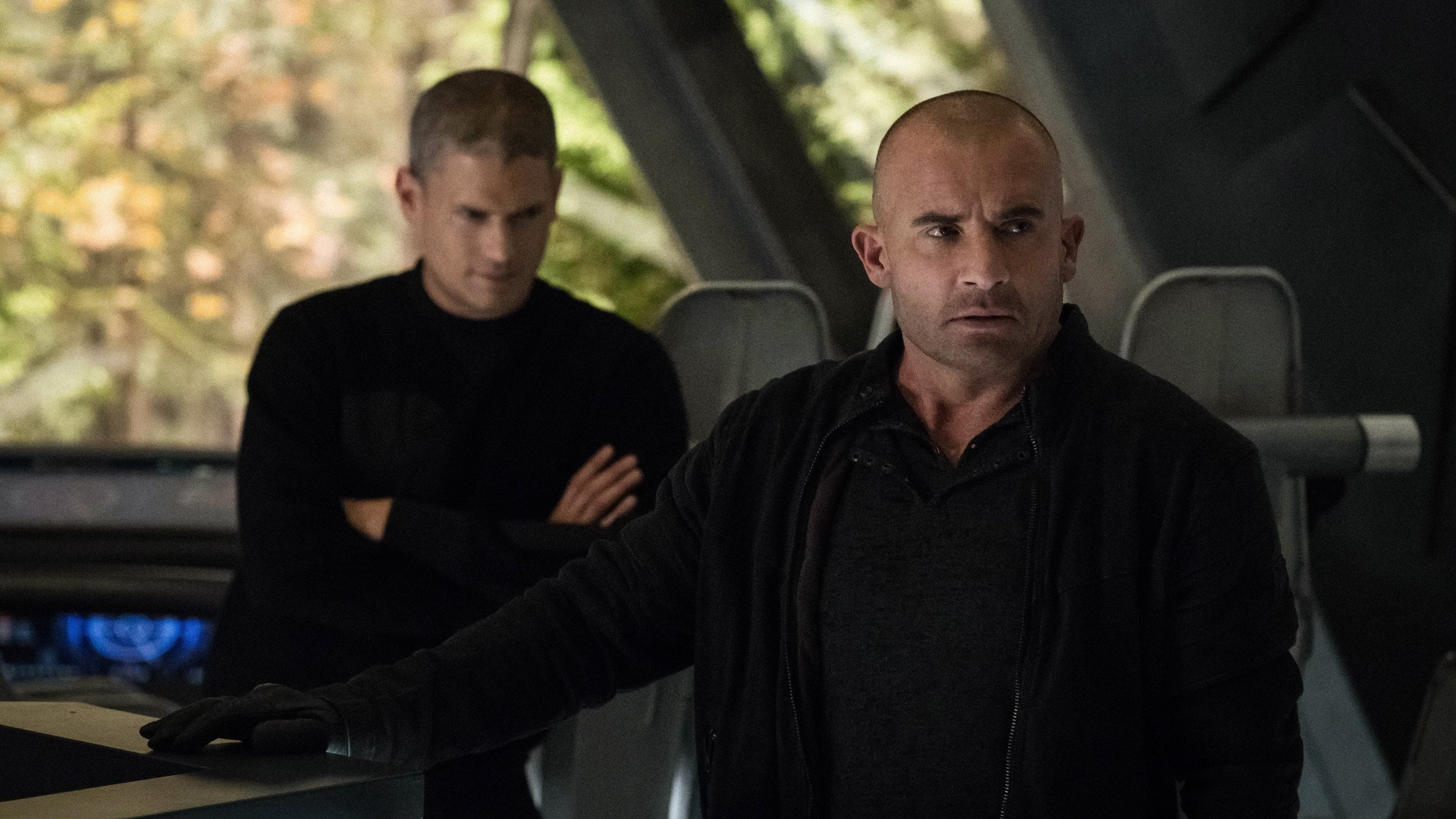 DC's Legends of Tomorrow Season 3 :Episode 10  Daddy Darhkest