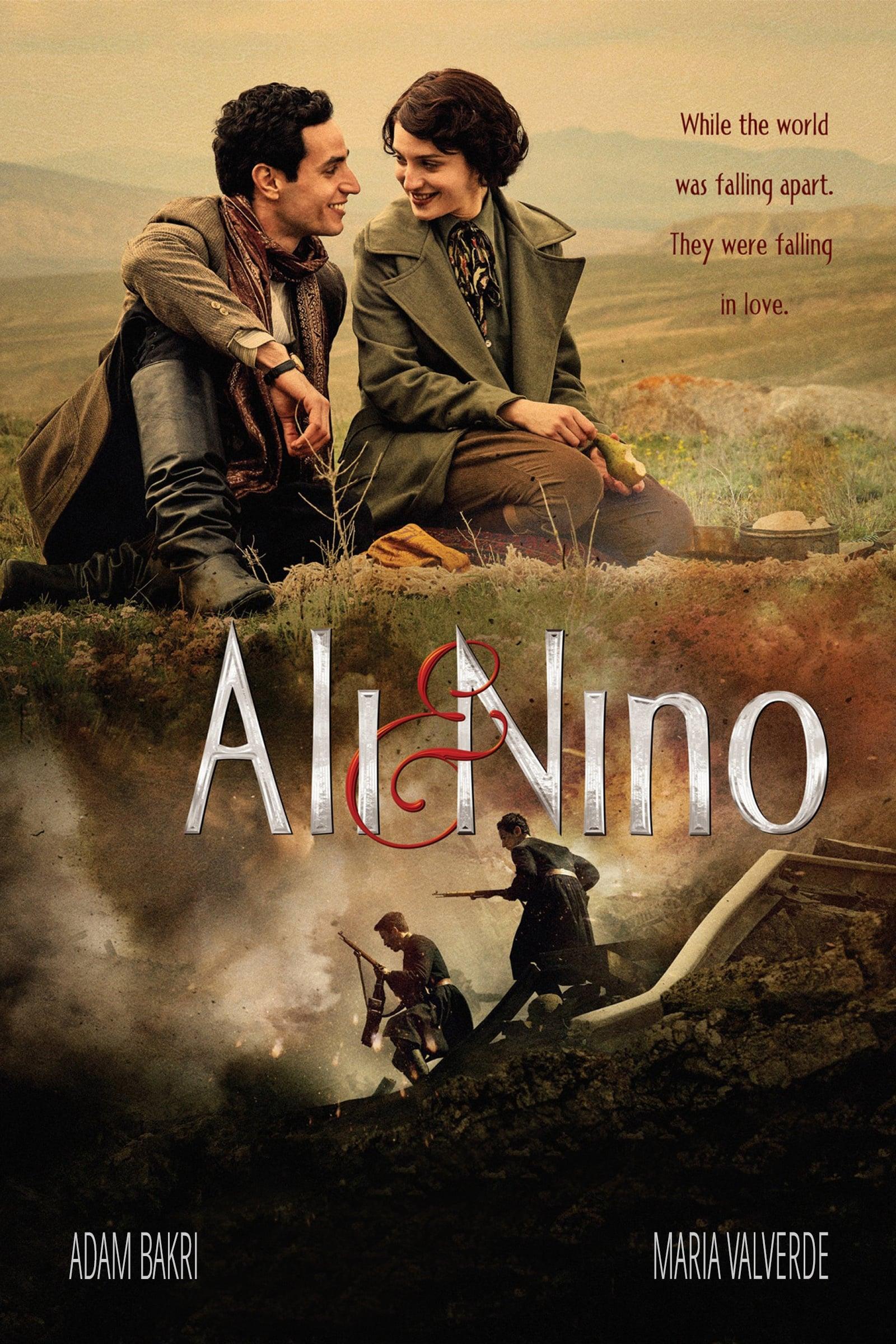 Póster Ali & Nino