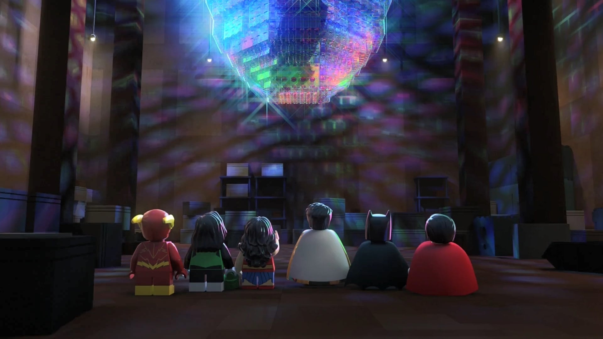 LEGO DC: ¡Shazam! Magia y monstruos (2020)
