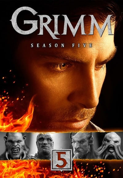 Grimm 5° Temporada – Torrent
