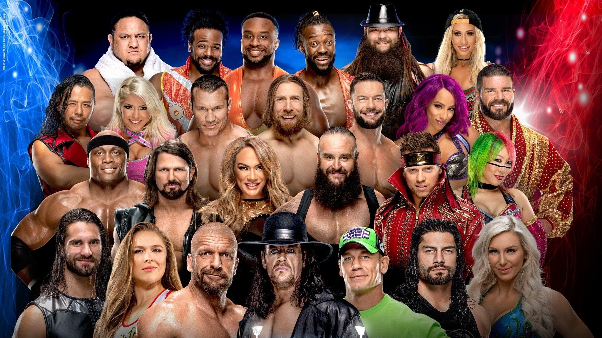 WWE RAW parfois intitulé WWE Monday Night RAW est une émission télévisée de catch professionnel qui est actuellement diffusée en direct le lundi soir sur USA
