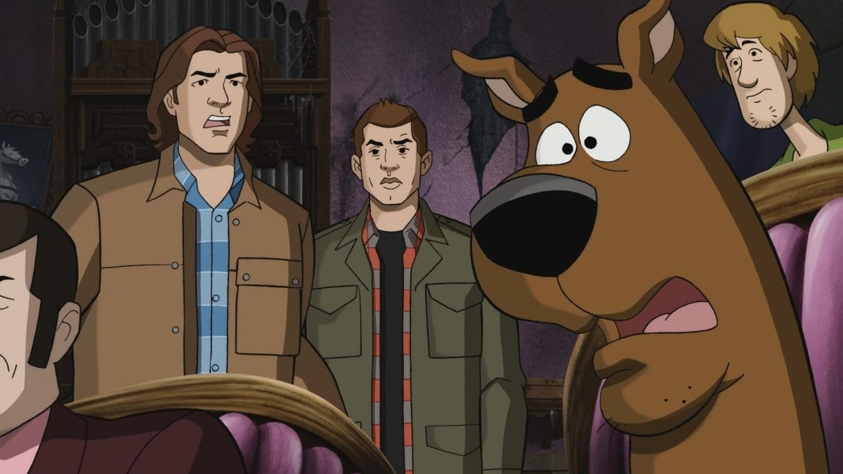 Supernatural Season 13 :Episode 16  ScoobyNatural