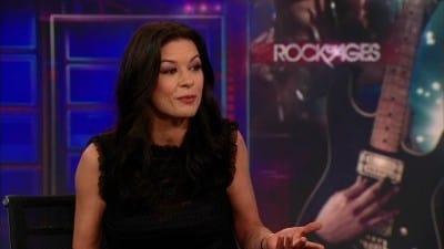 The Daily Show with Trevor Noah Season 17 :Episode 114  Catherine Zeta-Jones